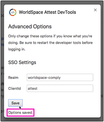 Advanced Single Sign-On (SSO) Configuration
