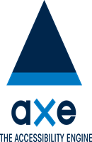 aXe The Accessibility Engine logo
