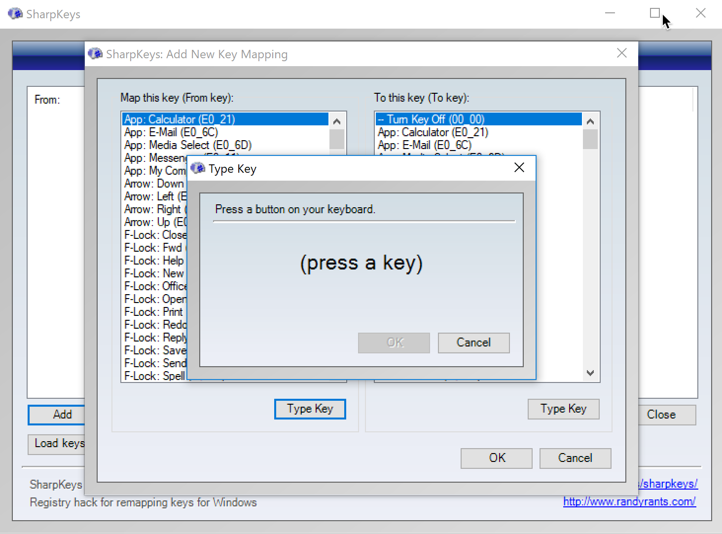 windows key remapping software